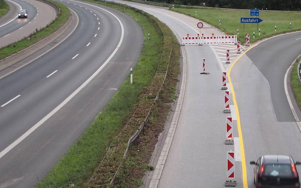 Autobahn Baustellen Nrw